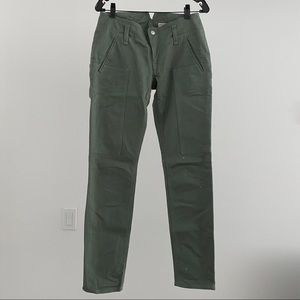 Balenciaga Cotton Cargo Trousers